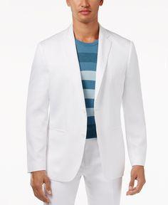 Alfani Men's Capsule Twill Sport Coat, Only at Macy's - Blazers & Sport Coats - Men - Macy's