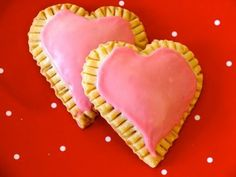 ▶ Cooking with Kids: How to Make Raspberry Tarts for Children (Homemade Pop Tarts) - Weelicious.com