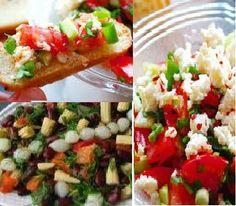 Çingene Salatası Nasıl Yapılır ? - Şifalı Bitkilerden Gelen Sağlık ve Güzellik