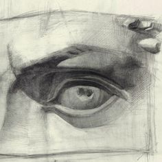 Amazing Learn To Draw Eyes Ideas. Astounding Learn To Draw Eyes Ideas. Life Drawing, Figure Drawing, Drawing Sketches, Painting & Drawing, My Drawings, Academic Drawing, Academic Art, Drawing Studies, Realistic Eye Drawing