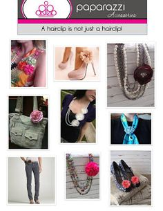 What comes in a paparazzi Jewelry starter kit.