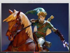 Link.... Epona.... First 4 Figures