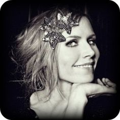 Nina Persson from the Cardigans