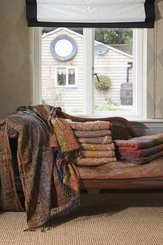 JAMAWAR WOOL SOFA THROWS