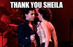 Sheila's tribute for Prince at the 2016 BET Awards was magnificent! Love Sheila E.