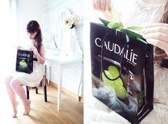 Review: Caudalie's Jambes Divines / Divine Legs