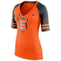 Womens San Francisco Giants Apparel - SF Giants Baseball Clothing for Women, Ladies Gear