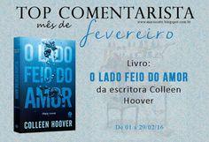 ALEGRIA DE VIVER E AMAR O QUE É BOM!!: [DIVULGAÇÃO DE SORTEIOS] - [Top comentarista] Feve...