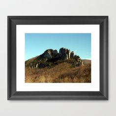 Seneca Rocks by Sarah Shanely Photography $31.00