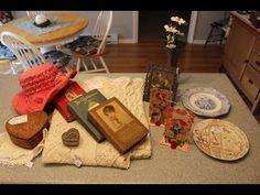 New Arrivals to Vintage Touch Antique Booth ~ Jan 2016