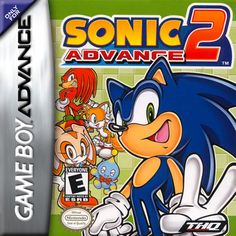 Sonic Advance 2. Much as we love to lament that Sonic the Hedgehog just hasn't been the same since his series went 3D, the fact is that--in the first half of the last decade, at least--his handheld games were pretty amazing. Especially this second in the Advance trilogy. Fast & challenging.
