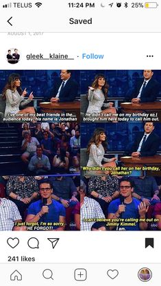 Wanted them to end up together irl but he gay and she married Glee Memes, Glee Quotes, Funny Quotes, Funny Memes, Jonathon Groff, Lea And Cory, Meeting Of The Minds, Rachel Berry, Glee Cast