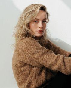 Brie Larson, Pretty People, Beautiful People, Beautiful Women, Marvel Women, Marvel Avengers, Captain Marvel Carol Danvers, Celebrity Magazines, New York Times Magazine