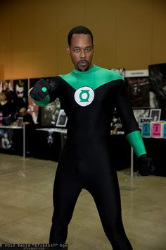 X  Character: Green Lantern  Series: DC Comics Dc Cosplay, Best Cosplay, Awesome Cosplay, Cool Costumes, Cosplay Costumes, Costume Ideas, Cosplay Ideas, Halloween Costumes, Green Lantern Corps