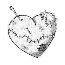 Gallery for emo broken heart drawings art work like a boss р Tumblr Drawings, Sad Drawings, Dark Art Drawings, Pencil Art Drawings, Art Drawings Sketches, Broken Heart Drawings, Broken Heart Tattoo, Heart Broken, Cute Heart Drawings