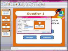 How to make Interactive Quizzes with PowerPoint
