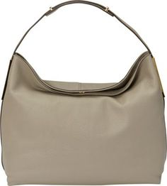 Vince Camuto Brody Hobo Ash Gray - Simple shoulder bag for fall/winter outfits