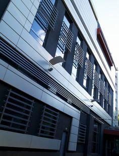 Офисный центр, Москва, Дубининская улица