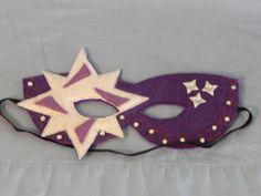 Magic Skylander  Magic Fairy Felt Mask or by OurCozyCreations, $10.00