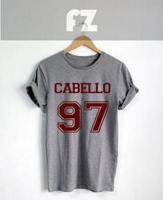 Camila Cabello Shirt Fifth Harmony Shirt Tshirt T-shirt by Frozzus