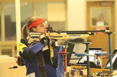 Air #Rifle Champion - What Does it Take to Win the Junior Olympic Women's Air Rifle Competition? By: Gun Digest Editors   May 8, 2014