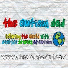 A    https://www.theautismdad.com/2016/10/18/a/  Please Like, Share and visit our Sponsors  #Autism #AutismSpectrum #AutismAwareness #AutismParenting #Family  #SpecialNeedsParenting  #Ohio #SpecialNeeds #Parenting #ParentingAdvice #Parenthood #SPD #ASD  #DaddyBlogs #TheAutismDad #Anxiety #ADHD #love