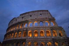 I am Spartacus! Find out why we think Rome should be on your list of cities to visit.
