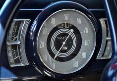 classic-car dash
