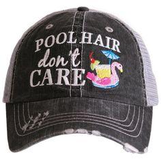 c6bbf297b1a Katydid Pool Hair Don t Care Hat