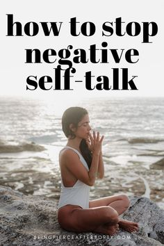 How to be kind to yourself. Join the conversation on self love! #happiness #personalgrowth#selflove Positive Psychology, Positive Mindset, Positive Thoughts, Paz Mental, Building Self Confidence, Healing Affirmations, Mindfulness Techniques, Negative Self Talk, Get Your Life