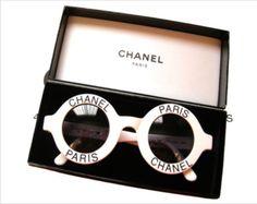 Chanel #fashion #sunglasses