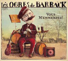 """Les Ogres s'assagissent... Les chansons sont plus calmes mais toujours aussi engagées ! Des textes magnifiques sur la différence, les sans-papiers, l'enfance... Accompagnés par les Têtes Raides sur """"Crache"""" et par la Fanfare Eyo'nlé (du Bénin) sur """"Sacré Fils"""", les Ogres de Barback nous offrent ici un album majestueux ! Disponibilité réseau : http://www.mediatheques.scientipole.fr/capsmediatheques/id_caps_X616399.html"""