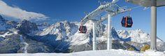 Connection from Monte Elmo to Croda Rossa - Dolomites