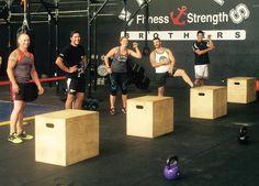 #franksbrothers #crossfit training at the Papanui box #papanuipanthers