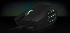The Razer Naga 2014 is outfitted with tactile mechanical thumb grid buttons for precise actuation, 8200dpi sensor, tilt scroll wheel, and a whole load of of other improvements, the best selling MMO gaming mouse just got better.