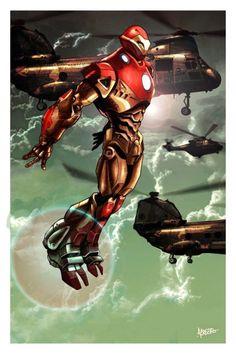 ultimate Ironman by tonytorrid on DeviantArt Comic Book Characters, Marvel Characters, Comic Character, Comic Books Art, Marvel Comics, Marvel Vs, Anime Comics, Mundo Marvel, Marvel Heroes