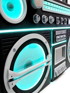 High quality Giant Ghetto Blaster Prop With Lights - Black available to hire. View Giant Ghetto Blaster Prop With Lights - Black details, dimensions and images. Dj Stand, Fm Band, Plastic Cast, Prop Hire, Dj Booth, Wooden Storage Boxes, Design Language, Bar Drinks, Boombox