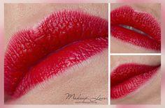 Maybelline Color Sensational Matte Lipstick 'Siren in Scarlet' | Review