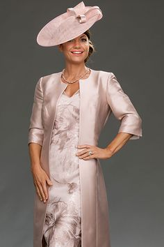 Tailored Mother of the Bride Dresses