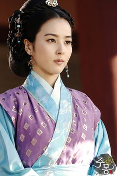 Korean drama Jumong