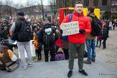 Vluchtelingen Welkom Amsterdam - Willem Croese