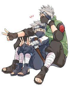 Naruto Minato, Kakashi Sharingan, Anime Naruto, Kakashi Sensei, Naruto Comic, Naruto Cute, Sasuke Uchiha Shippuden, Boruto 2, Anime Characters