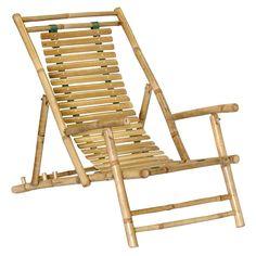 Bamboo54 Luhana Folding Adirondack Chairs - Set of 2 - 5106