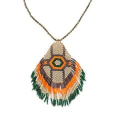Multicolored plastron necklace – Trend-On-Line French Brands, Fashion Essentials, Bohemian Style, Your Style, Fashion Accessories, Romantic, Pendant, Bijoux, Romantic Things