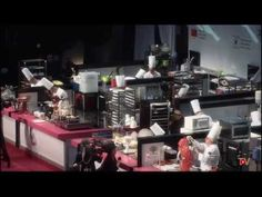 Valrhona - Coupe du Monde de la Pâtisserie 2015 - World Pastry Cup 2015