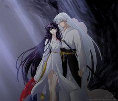 37 Best sesshomaru x kikyo images | Anime love, Inuyasha, Miroku