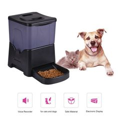 Obedient Surefeed Microchip Pet Feeder Easy And Simple To Handle Pet Supplies