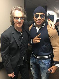 Rick Springfield & LL Cool J