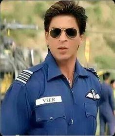 Shah Rukh Khan - Veer-Zaara (2004)