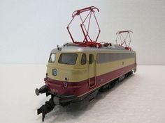 "Online veilinghuis Catawiki: Trix H0 - 22032 - Electroloc TEE BR 112 ""RheinPfeil"" van de DB, München-Dortmund"